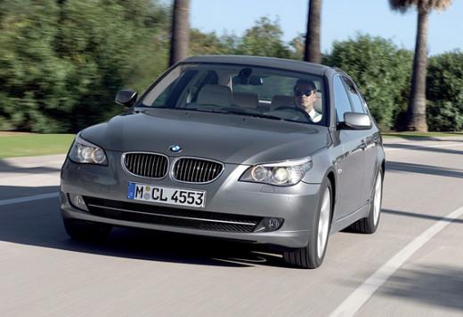 BMW 5 серии в кузове E60: ходовая часть, салон и электрика