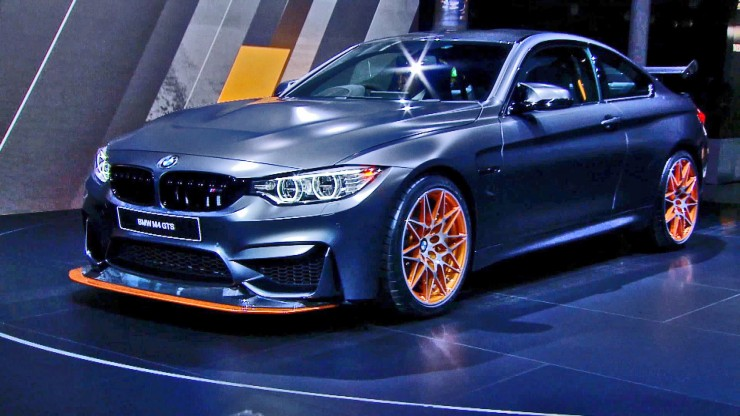 BMW M4 GTS: прием заказов в РФ открыт