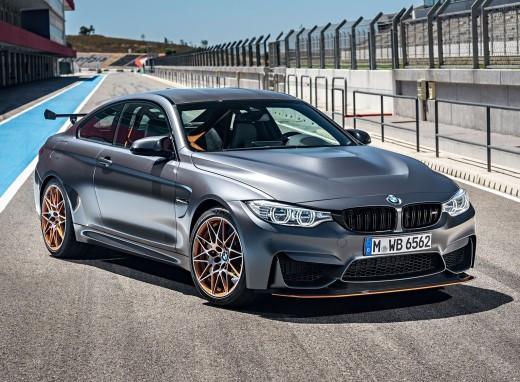 Баварцы играют на понижение и наращивают мощность у BMW M4