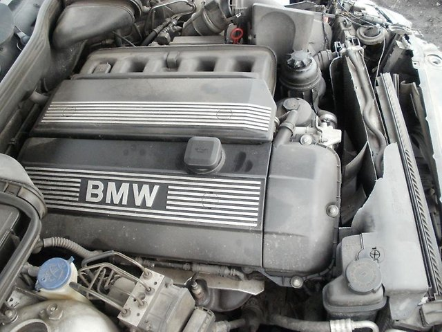 Двигатели BMW 5 series E39