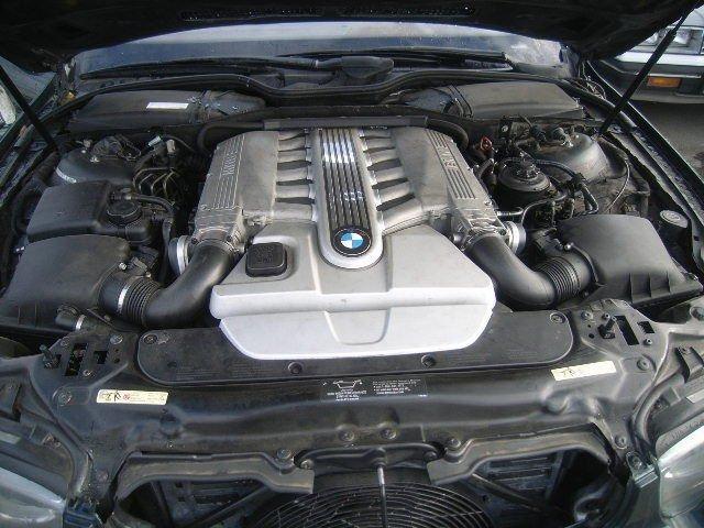 Моторы BMW 7 Series E65
