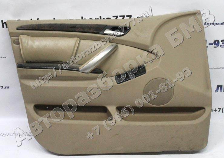 Облицовка двери Л Пд и П Пд BMW X5 E53