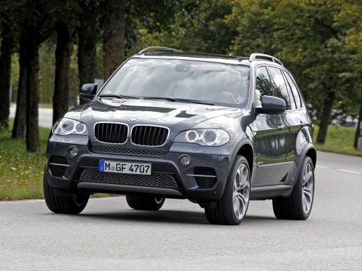 Машина для небедных: первые модификации BMW X5 E70, рейстайл, проблемы
