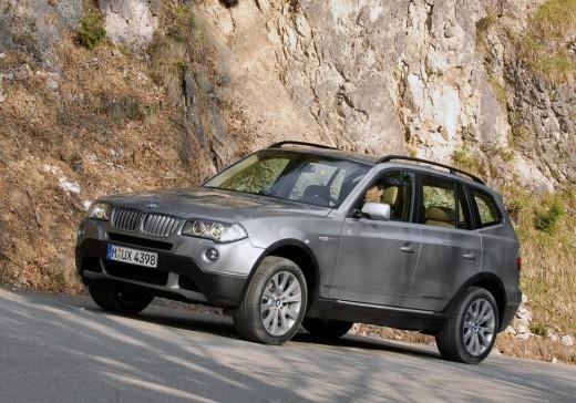 BMW X3 E83: история модели и опыт владения