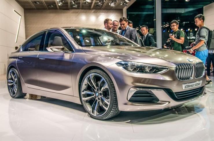 Новый седан BMW: начало крепкой дружбы