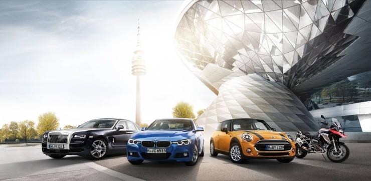 BMW Group сообщил о рекордном уровне продаж автомобилей
