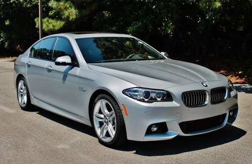 BMW 535i: безупречная консервативость