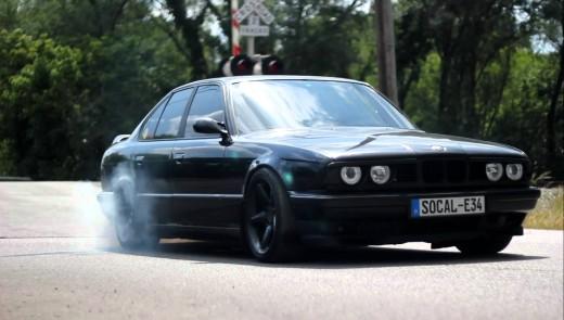 BMW E34: неприхотливая легенда