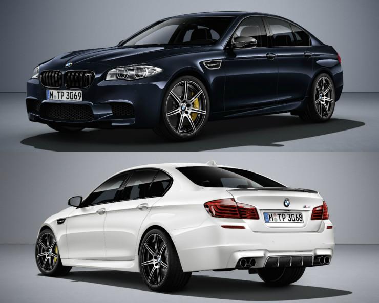 Спецверсия BMW M5 получила прощальную модификацию