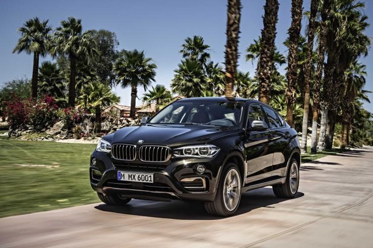 Новый BMW X6: дерзкая практичность