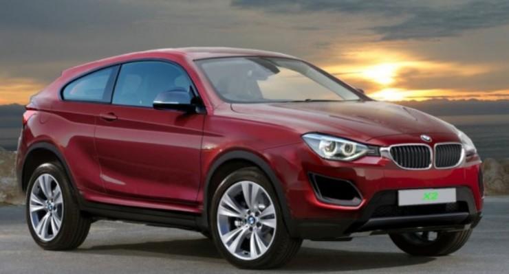 Стартует новое кросс-купе БМВ Х2