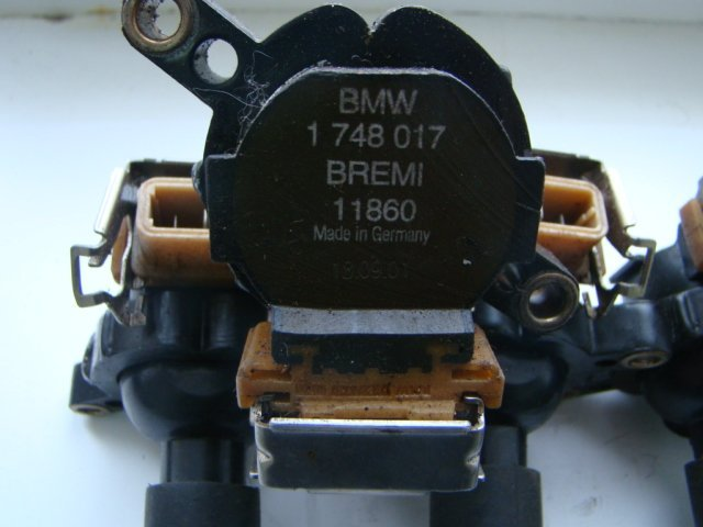 Ремонт катушки зажигания БМВ Х5 Е53