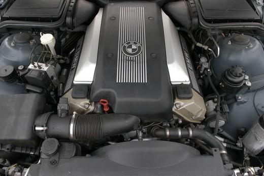 Обслуживание двигателя на б/у БМВ Х5