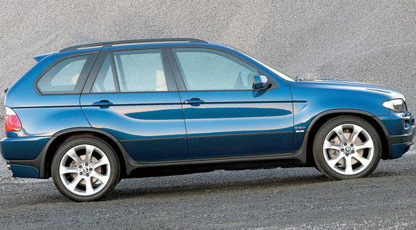 Замена ступицы для BMW X5 E53