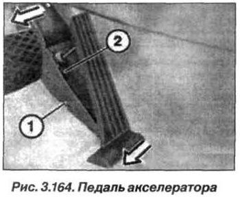 Рис. 3.164. Педаль акселератора