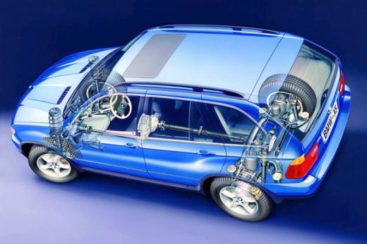 Подвеска BMW E53: каких проблем ожидать