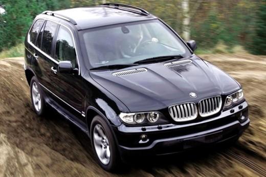 Причина популярности разборки BMW X5 E53