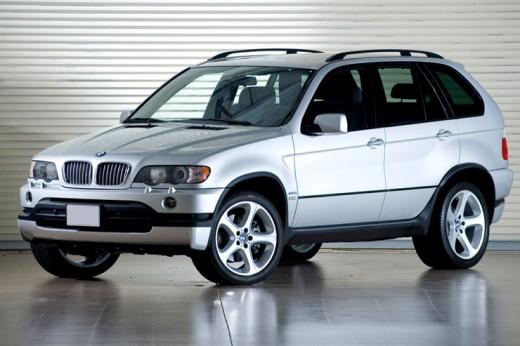 BMW X5 первого поколения: слабые места E53
