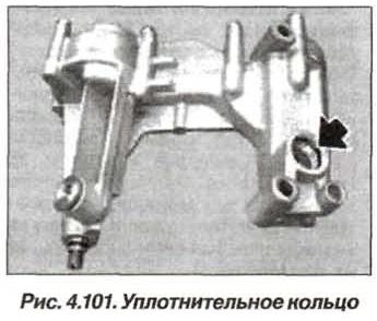 Рис. 4.101. Уплотнительное кольцо БМВ Х5 Е53 М62