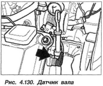 Рис. 4.130. Датчик вала БМВ Х5 Е53 М62