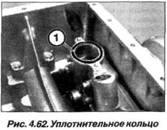Рис. 4.62. Уплотнительное кольцо БМВ Х5 Е53 М62