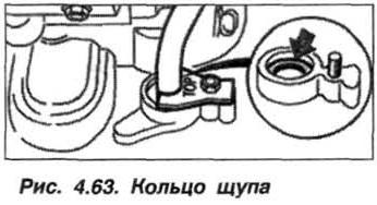 Рис. 4.63. Кольцо щупа БМВ Х5 Е53 М62