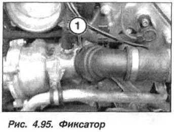 Рис. 4.95. Фиксатор БМВ Х5 Е53 М62