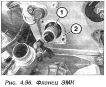 Рис. 4.96. Фланец ЭМК БМВ Х5 Е53 М62