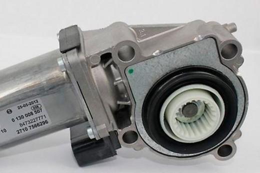 Мотор сервопривода БМВ Х5 Е53
