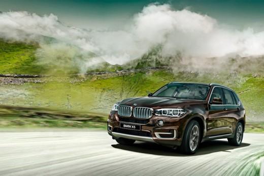 BMW X5 xDrive 30d – особенности модели
