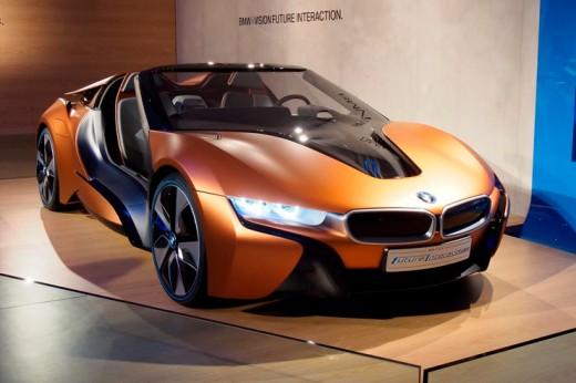 BMW i8 в 2017 году получит более мощный двигатель, а BMW X3 обновят к весне 2018-го
