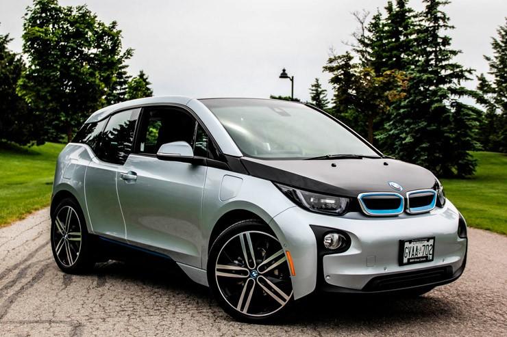 Гибридные BMW i3 для российского рынка: прайс-лист известен