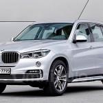 Кроссовер BMW X7: каким он будет и когда ждать?