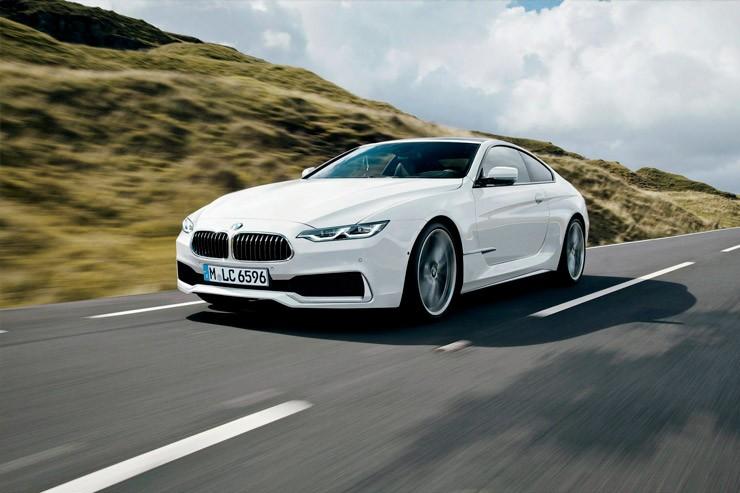 Метаморфозы будущего: каким предстанет BMW 6-Series GT в 2017-м?