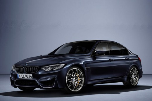 О дебюте рестайлинговой BMW M3 и смене деятельности «зеленого» подразделения БМВ i