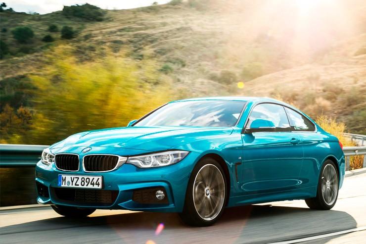 Обновление BMW 4-series и российские цены на «пятерку»