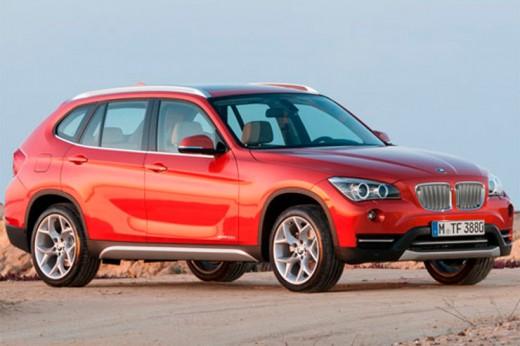 Выбираем BMW X1 E84: салон и электроника