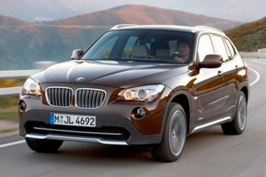 Ходовая часть BMW X1 E84