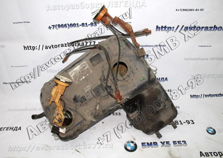 16116766596--16116752552 Топливный бак пластмассовый БМВ Х5 Е53