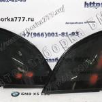 51368402619-51368402620 Боковое стекло Л и П с уплотнитнителем Gruen БМВ Х5 Е53