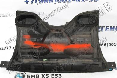 64318409042-64318409041 Корпус микрофильтра нижняя и верхняя часть БМВ Х5 Е53