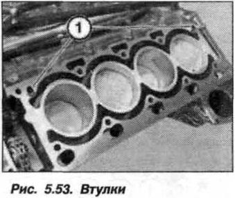 Рис. 5.53. Втулки БМВ Х5 Е53 N62