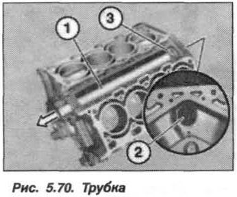 Рис. 5.70. Трубка БМВ Х5 Е53 N62