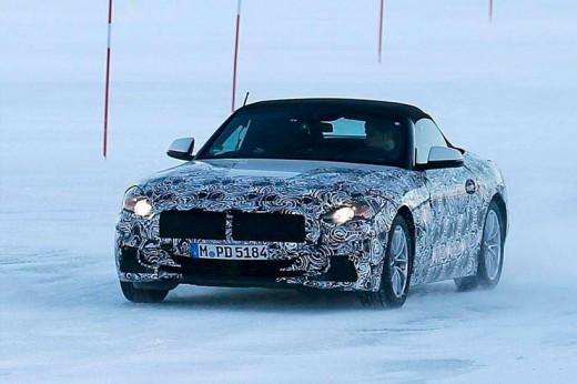 Компания BMW тестирует родстер Z5 и готовит эксклюзивную версию купе М2 M Performance Edition