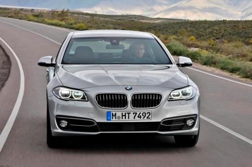Кузов подержанного BMW 5-series F10