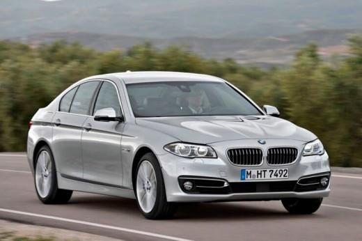 Моторы BMW 5 series F10 с пробегом