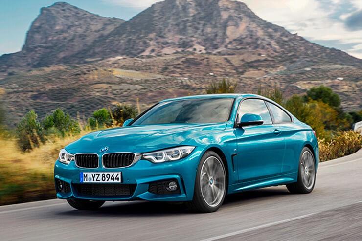 О ценах на обновленные BMW 4 series и о прототипе i8 Spyder