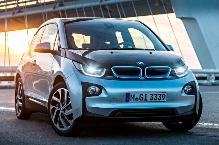 Отзыв BMW i3 в Америке против тюнерских изысков баварцев