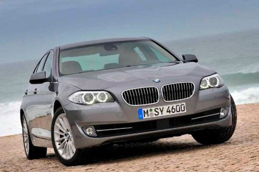 Трансмиссия BMW 5 series F10 с пробегом