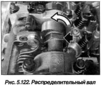 Рис. 5.122. Распределительный вал БМВ Х5 Е53 N62